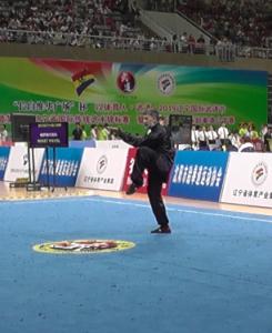 Соревнование по Ушу в Китае, 2019. Павел Нигей