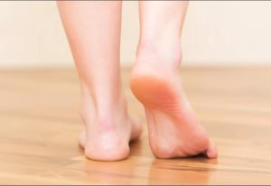 Красивые стопы - красивая походка.